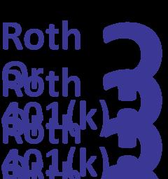 Traditional vs. Roth 401(k)